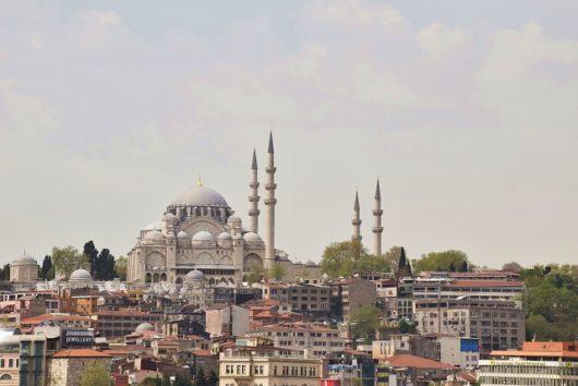 トルコ風景