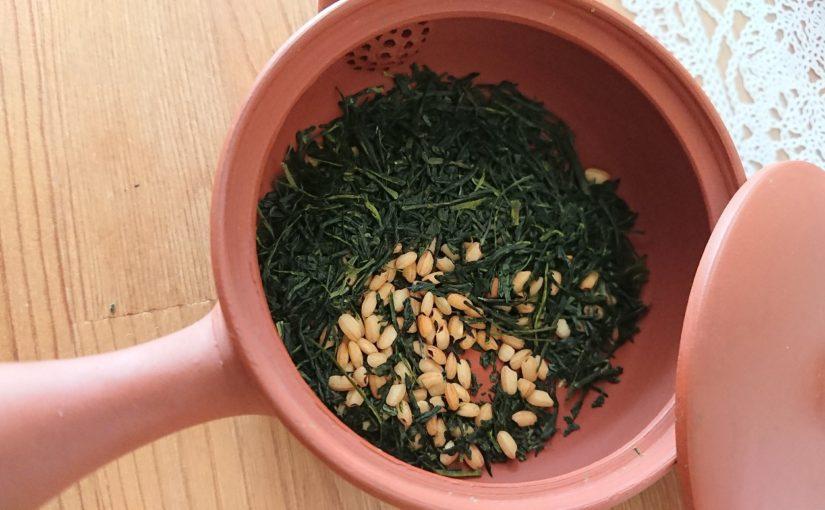 自家製玄米茶(精米使用)を作ってみる