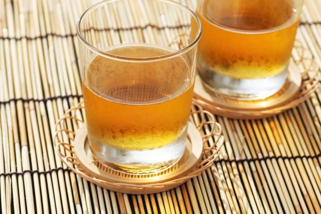 麦茶の時期!麦茶の効能やカフェインの有無は?