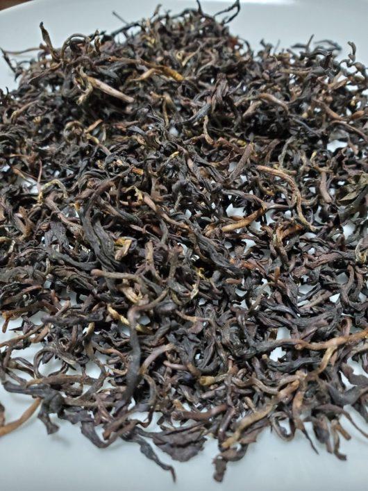 乾燥紅茶葉