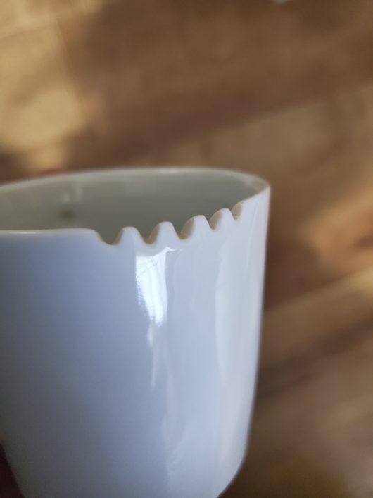 テイスティングカップギザギザ