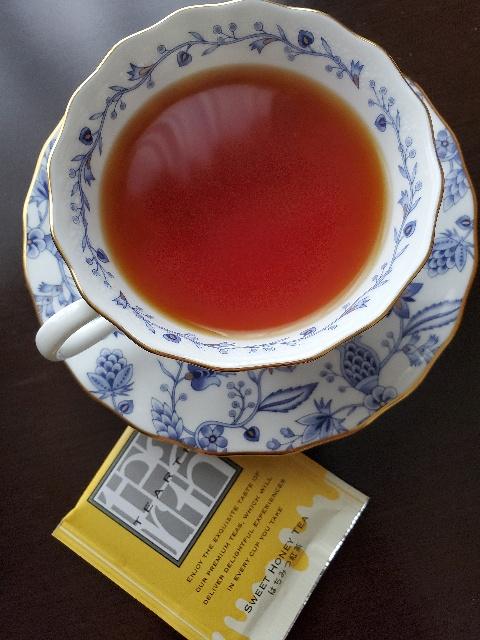 はちみつ紅茶2