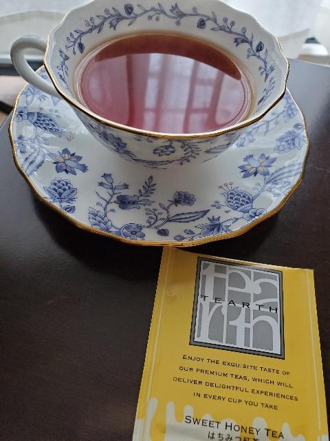 はちみつ紅茶全体