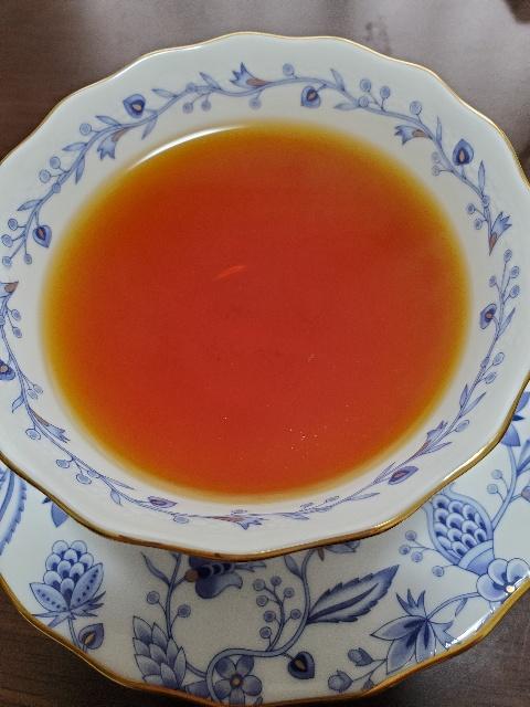 はちみつ紅茶3