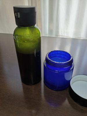 紅茶で化粧水