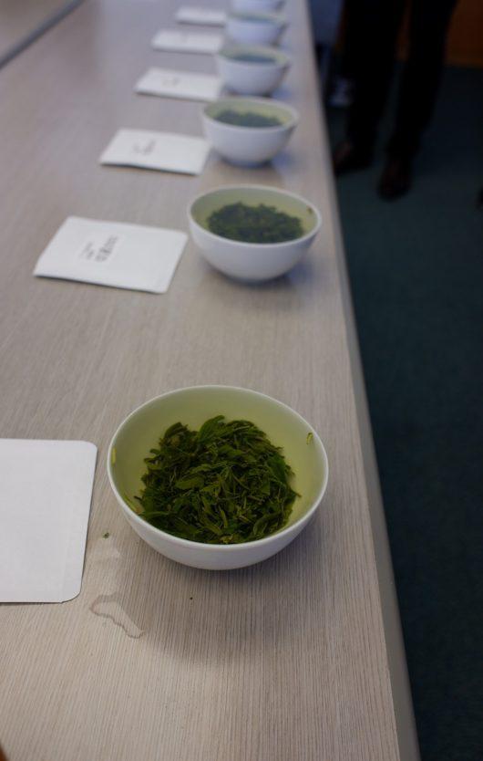日本茶鑑定