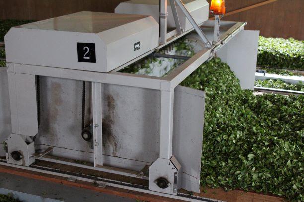 小ロットで製茶ができる機械セット~インド紅茶局スタッフが作った小さな製茶機械セット~